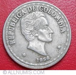Image #2 of 20 Centavos 1956