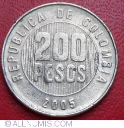 Image #1 of 200 Pesos 2005