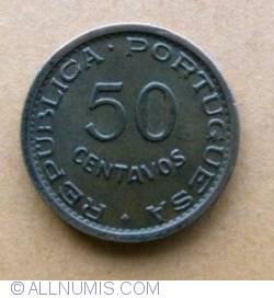 50 Centavos 1954
