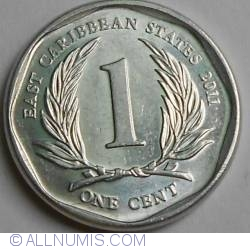 Image #1 of 1 Cent 2011