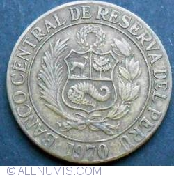 1/2 Sol De Oro 1970