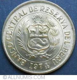 1/2 Sol De Oro 1974