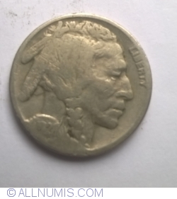 Image #1 of Buffalo Nickel 1928