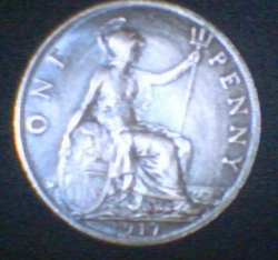 Penny 1917