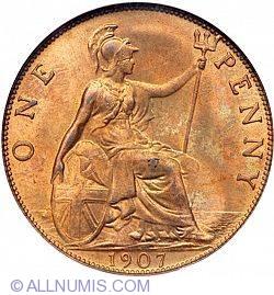 Penny 1907