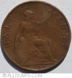 Image #1 of Halfpenny 1906