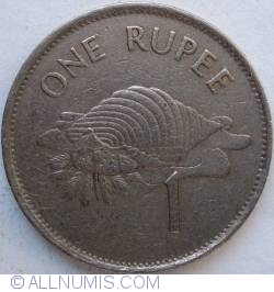 Image #1 of 1 Rupee 1995