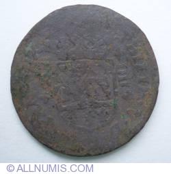 Image #2 of 4 Maravedis 1720 B