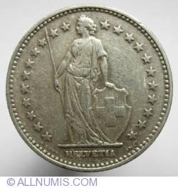 Image #2 of 2 Francs 1928