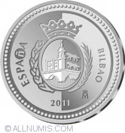 Image #2 of 5 Euro 2011 - Bilbao - Guggenheim Museum