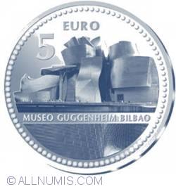 Image #1 of 5 Euro 2011 - Bilbao - Guggenheim Museum