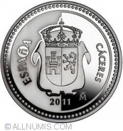 Image #2 of 5 Euro 2011 - Caceres¨(Arcul De Stele)