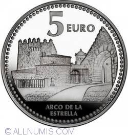 Image #1 of 5 Euro 2011 - Caceres¨(Arcul De Stele)