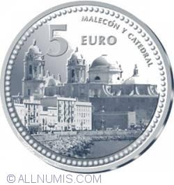 Image #1 of 5 Euro 2011 - Cadiz Cathedral