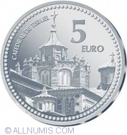 Image #1 of 5 Euro 2011 - Teruel Cathedral