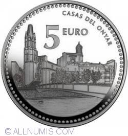 Image #1 of 5 Euro 2011 - Gerona (Onyar Houses)