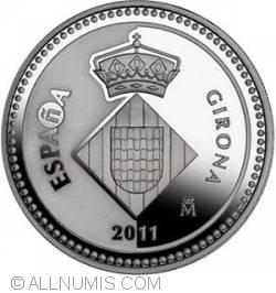 Image #2 of 5 Euro 2011 - Gerona (Onyar Houses)
