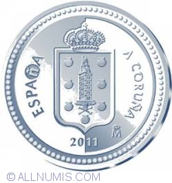 Image #2 of 5 Euro 2011 - La Coruña (Hercules Tower)