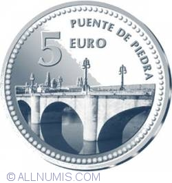 Image #1 of 5 Euro 2011 - Logroño (Stone Bridge)