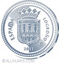 Image #2 of 5 Euro 2011 - Logroño (Stone Bridge)