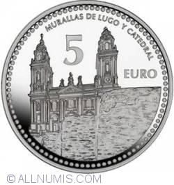 Image #1 of 5 Euro 2011 - Lugo Cathedral