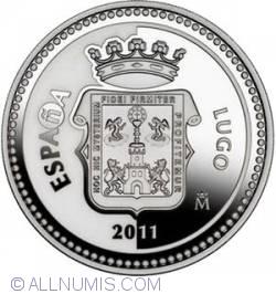 Image #2 of 5 Euro 2011 - Lugo Cathedral