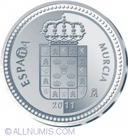 Image #2 of 5 Euro 2011 - Murcia Cathedral
