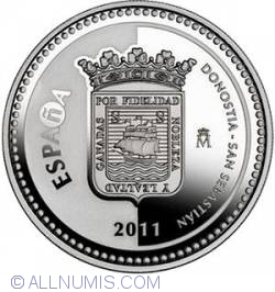 Image #2 of 5 Euro 2011 - San Sebastian