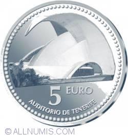 Image #1 of 5 Euro 2011 - Santa Cruz De Tenerife - Auditorium