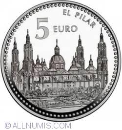Image #1 of 5 Euro 2011  (Zaragoza El Pilar)