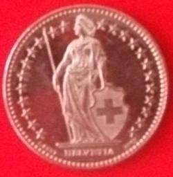 2 Francs 2009