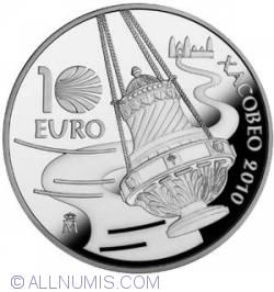 Imaginea #1 a 10 Euro 2010 - Xacobeo