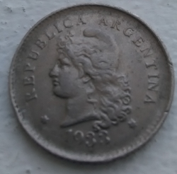 Image #2 of 10 Centavos 1933
