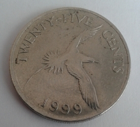 Image #1 of 25 Cents 1999