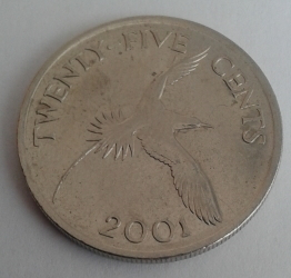 Image #1 of 25 Cents 2001
