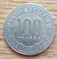Imaginea #1 a 100 Francs 1971