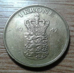 Image #1 of 1 Krone 1947
