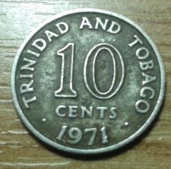 Imaginea #1 a 10 Cents 1971