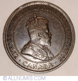 Image #2 of 1 Cent 1902