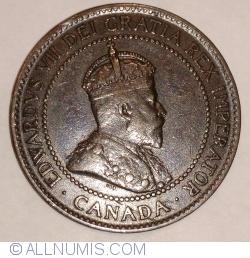 Imaginea #2 a 1 Cent 1902