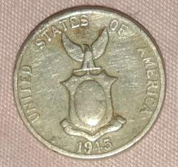 Imaginea #1 a 5 Centavos 1945