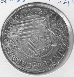 Image #2 of 1 Thaler 1620
