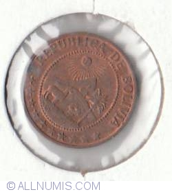 Imaginea #1 a 5 Centavos 1965