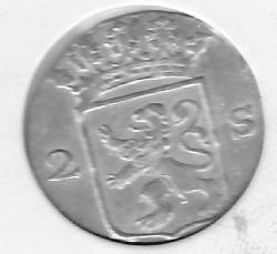 Image #2 of 2 Stuivers 1792