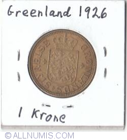 Image #1 of 1 Krone 1926
