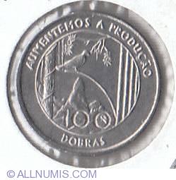 THOMAS /& PRINCE 100-2000 DOBRAS 1997 FAO 5 pc UNC ST