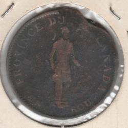 Image #2 of Half Penny 1837 - Bank Token - Banque du Peuple