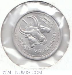 1 Franc 1958