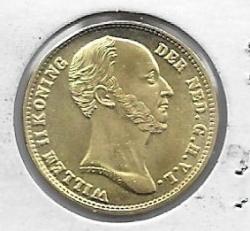 Image #1 of 5 Gulden 1843 (Jeweller's copy)
