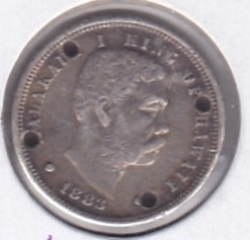 Image #1 of 1 Dime 1883